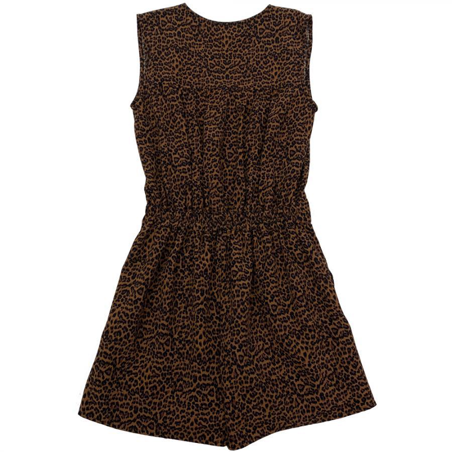 Leopard rompers