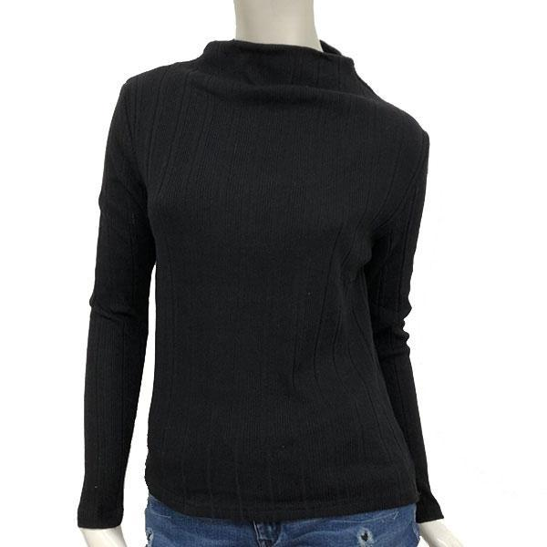 bottle neck knit PO