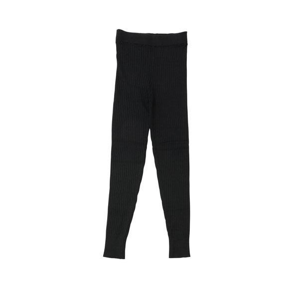 rib knit leggings PT