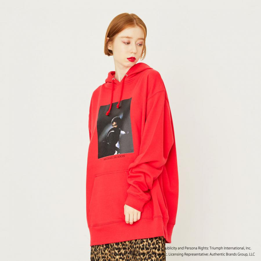 MJ photo big hoodie