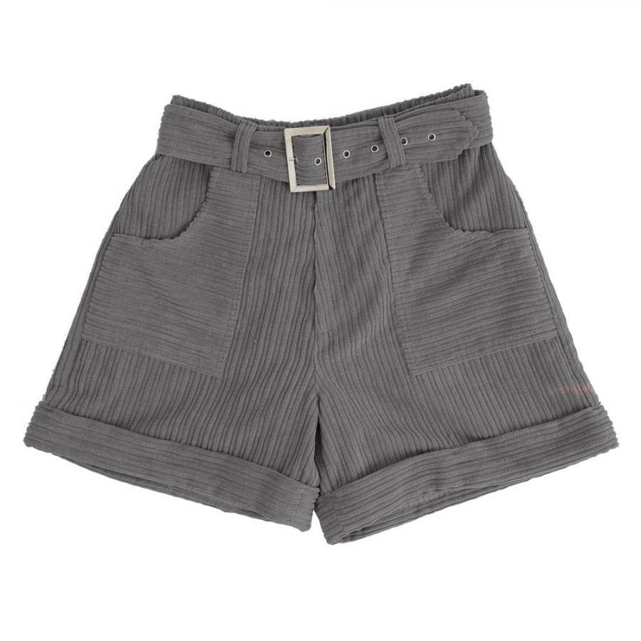 Big corduroy short PT