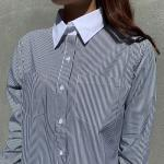 KJ stripe marine shirt